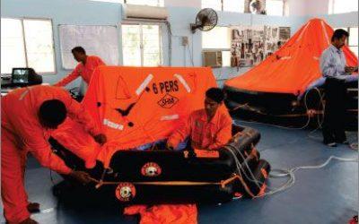 Life Raft Servicing